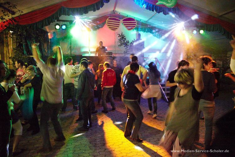 DJ-Set 5 - Disco im Festzelt